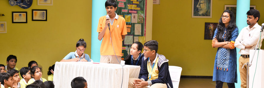 Debate-Competition