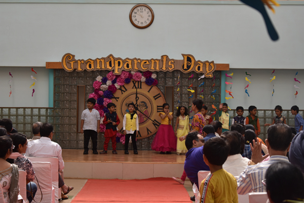 Bridging the Generation Gap on Grandparents Day