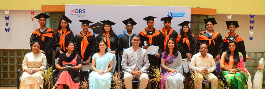 IBDP 2017-19 Batch Graduation Ceremony