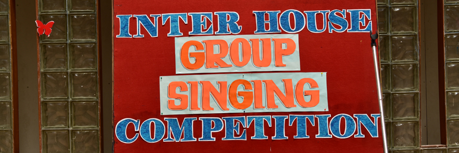 Inter House Singing Competition