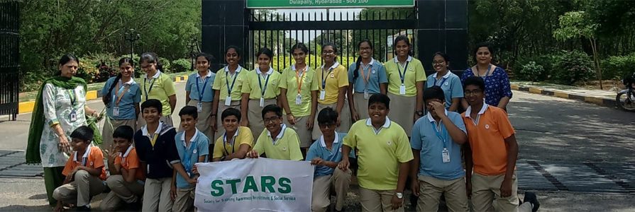 Eco Sustainability Club Students Visit to Telangana Forest Academy