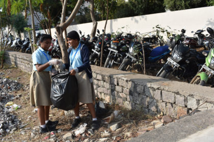 CLEANLINESS DRIVE IN DRSIS (3)