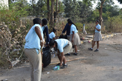 CLEANLINESS DRIVE IN DRSIS (4)