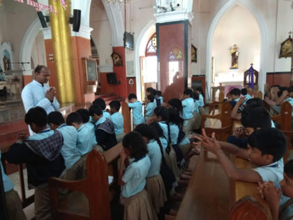 Field Trip to Places of worship (11)